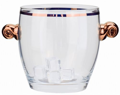 Copper Gold Lustre Ice Bucket 2 L